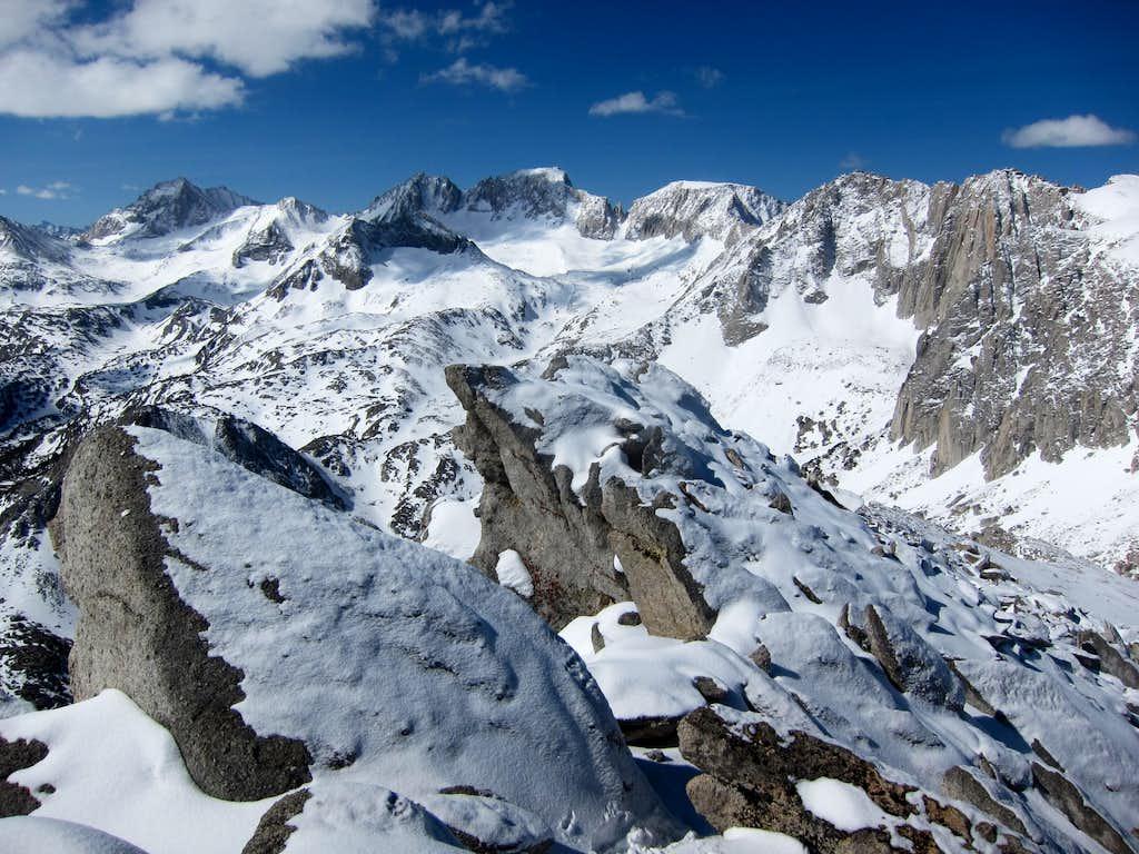 Starr's Summit Ridge