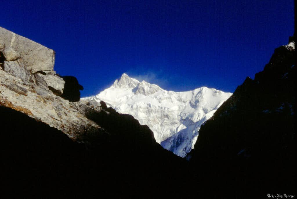A veil of mystery wraps up Kangchenjunga