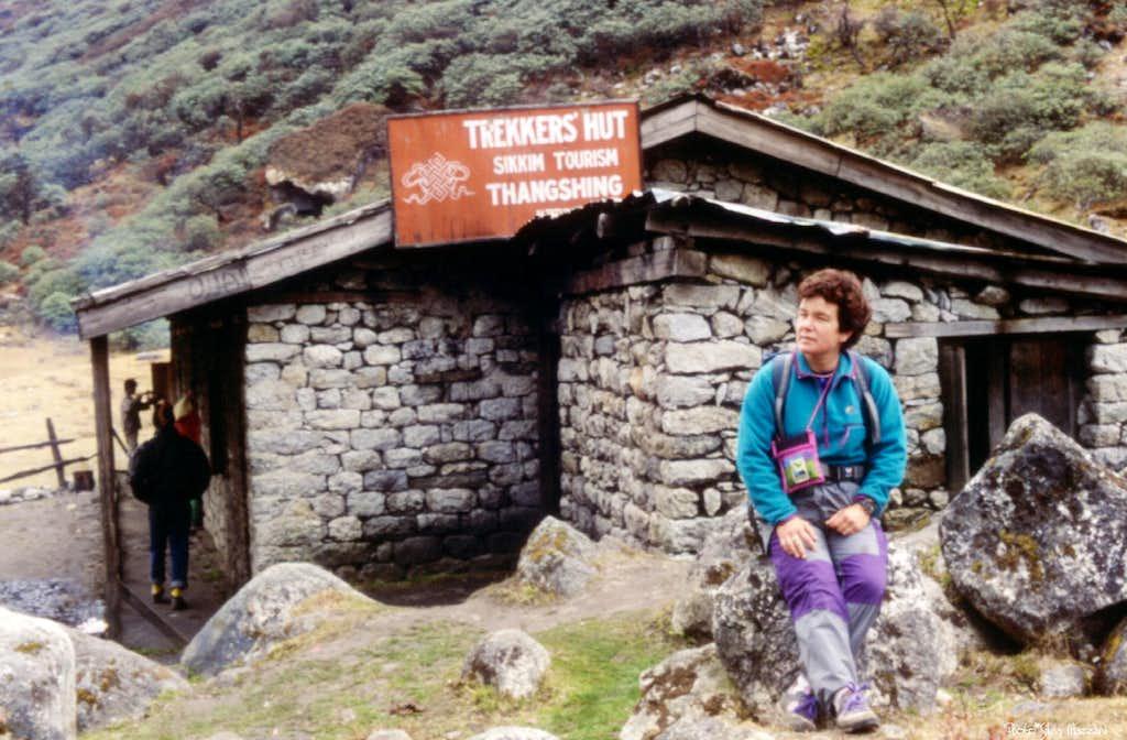 Thangsing trekkers hut