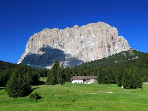Sassolungo (3181m)