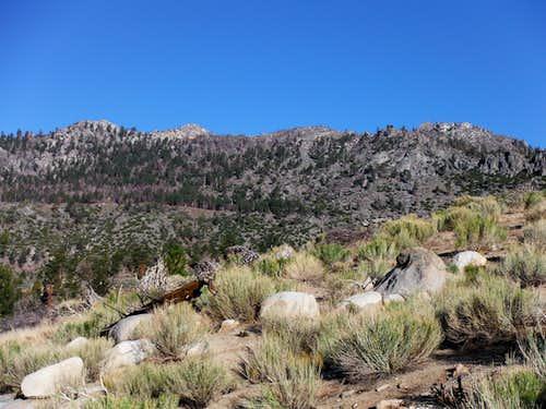Crag Peak