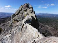 Crag Peak Summit Block