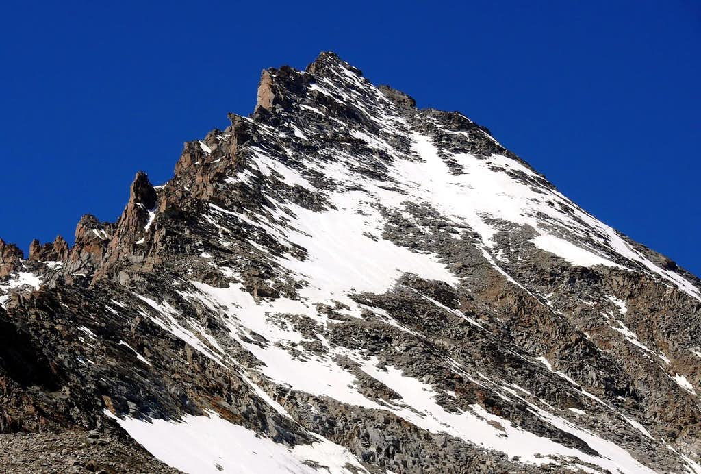 The famous 3500m in the Aosta Valley