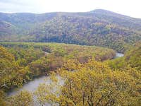 Youghiogheny River Overlook