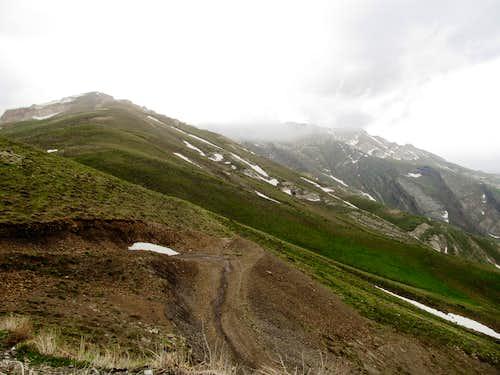 Qoroq Pass