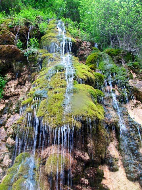 AbPari(Water Fairy) Waterfall