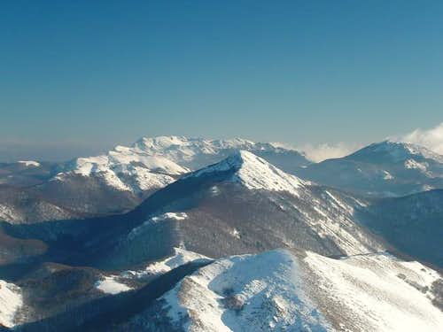 Winter version of SE view...