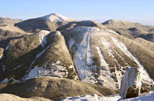 Colden from Algonquin Peak....
