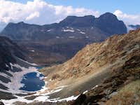 From Invers Pass to Mount Avic