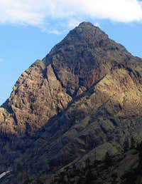 Bec l Espic <i>(2355m)</i> from Northwest
