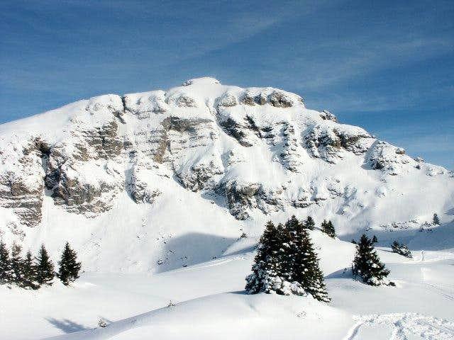 Tête du Géant (december 2004)