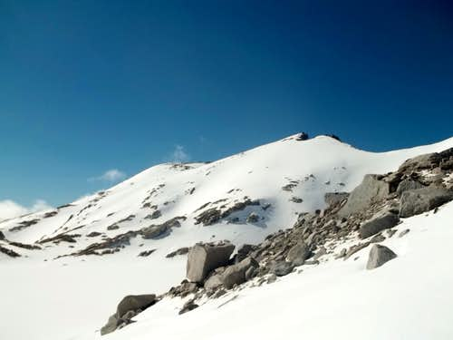 Little Annapourna from Assgard Pass