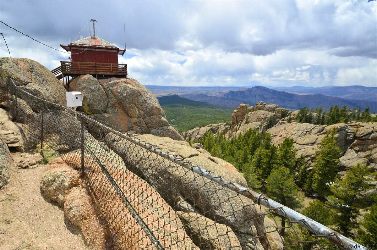 Devil's Head Lookout Tower
