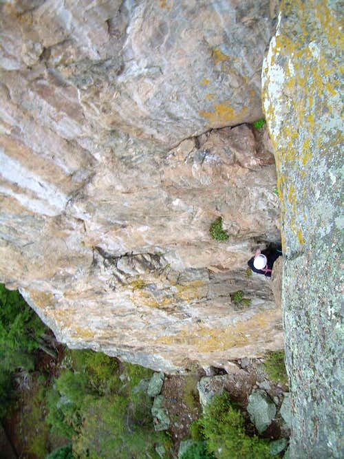 North Overhangs (5.9-)