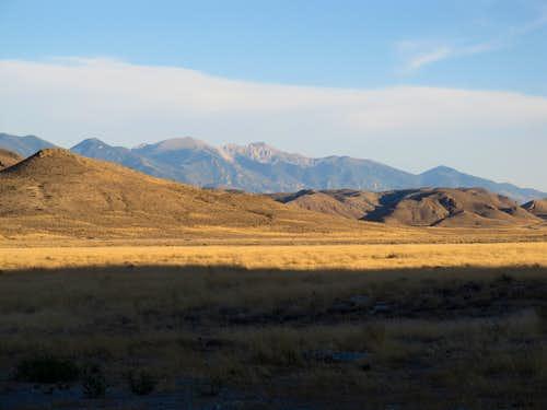 Ibapah Peak & Deep Creeks