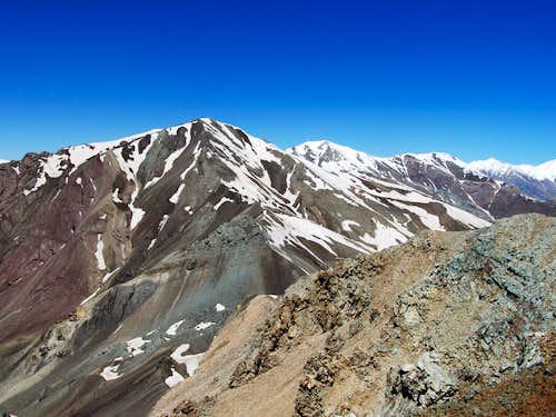 Lavasanat Ridge