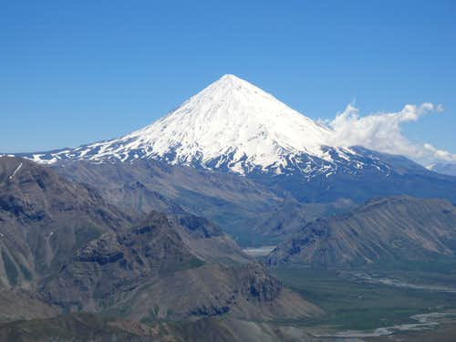 Damavand roof of iran
