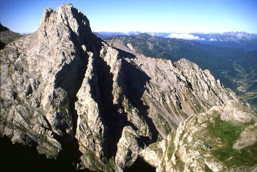 Torre del Friero taken from...