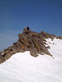 Hesse Mountain Ridge Traverse