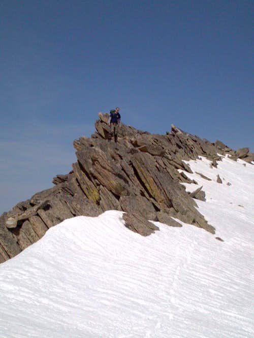 Hesse Mountain Ridge Traverse