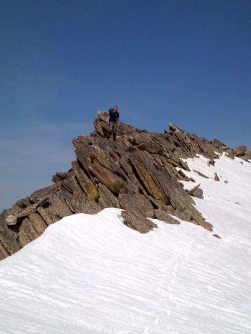 Hesse Mountain Bighorn Range