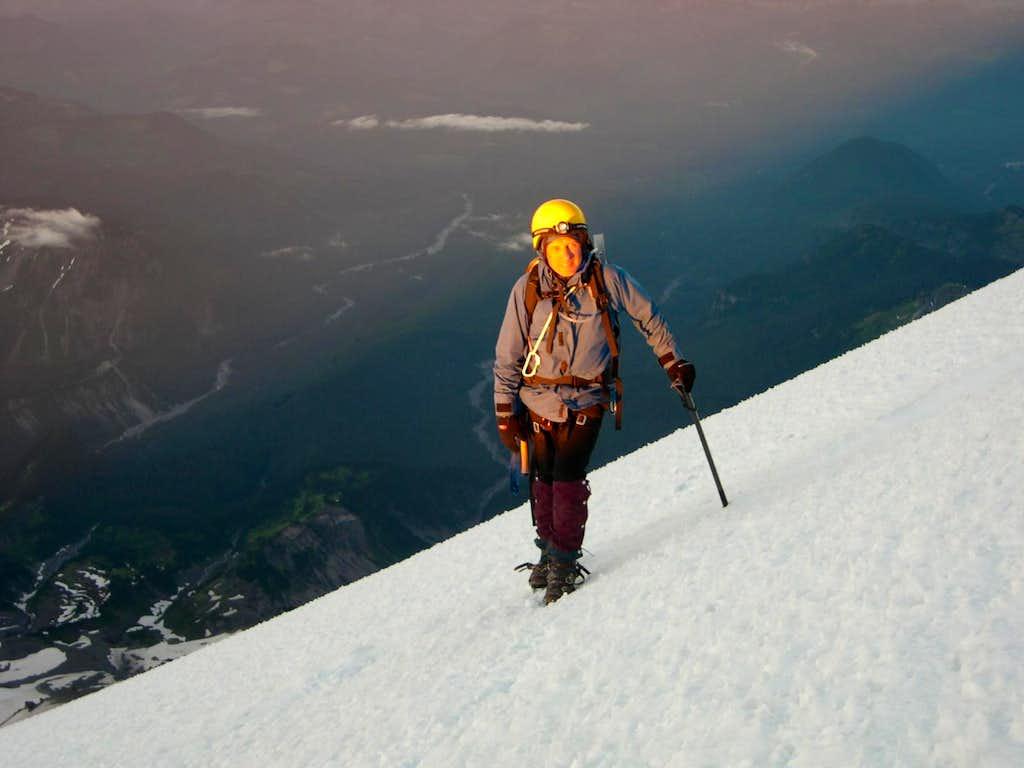 Kautz Glacier Route