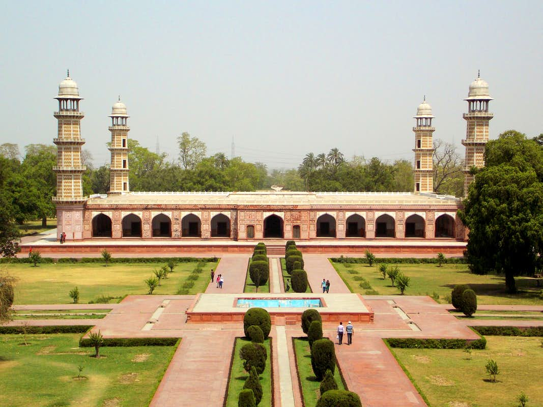 Jahangir Tomb, Lahore (Pakistan)