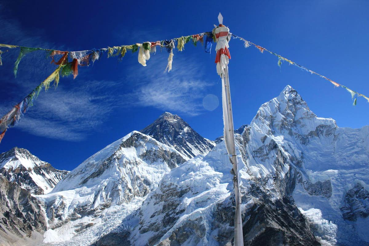 Mount Everest  8 848m   Photos  Diagrams  U0026 Topos   Summitpost
