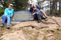 Eagle Mountain Summit