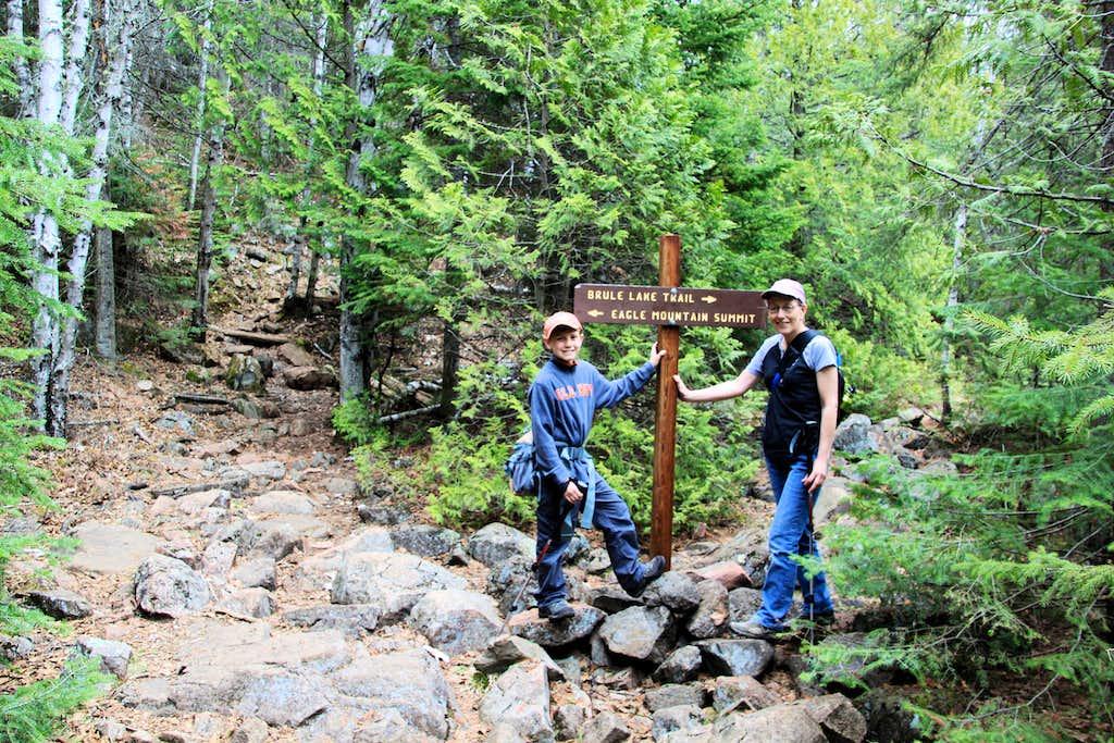 Eagle Mtn Trail