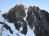 Dragontail Peak NE couloir