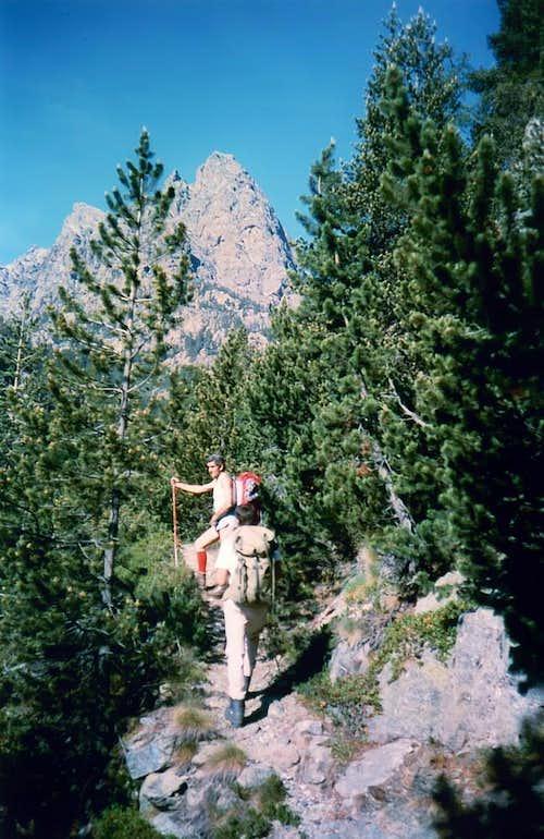 Ascending to Iverta's Frozen Loch & Loadmines 1987