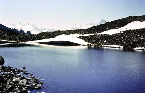 Curtain III Emilius' Frozen Lake & G. Paradise Group 1976
