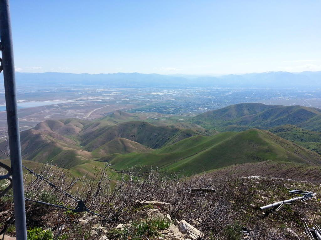 Kessler Peak 1