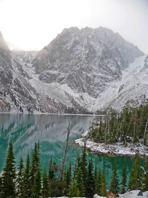Beautiful Scenery in the Enchantments