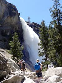 Nevada Falls ~ Yosemite NP