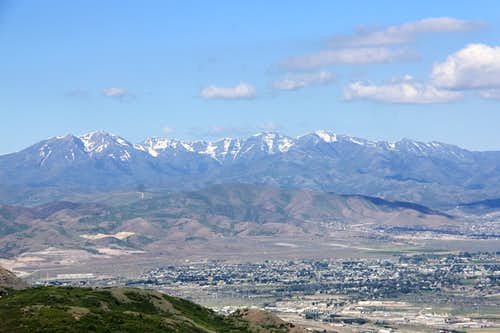 OQUIRRH MOUNTAINS