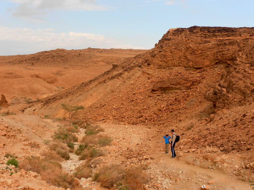 Juadeaen Desert Route N1