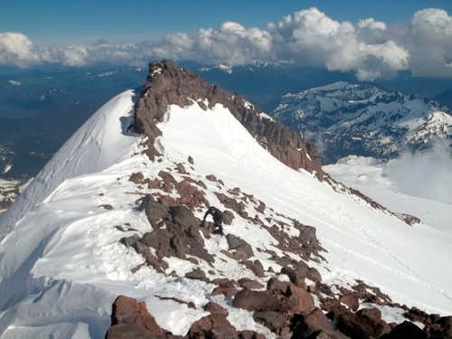 Going the Extra Distance: Muir Peak