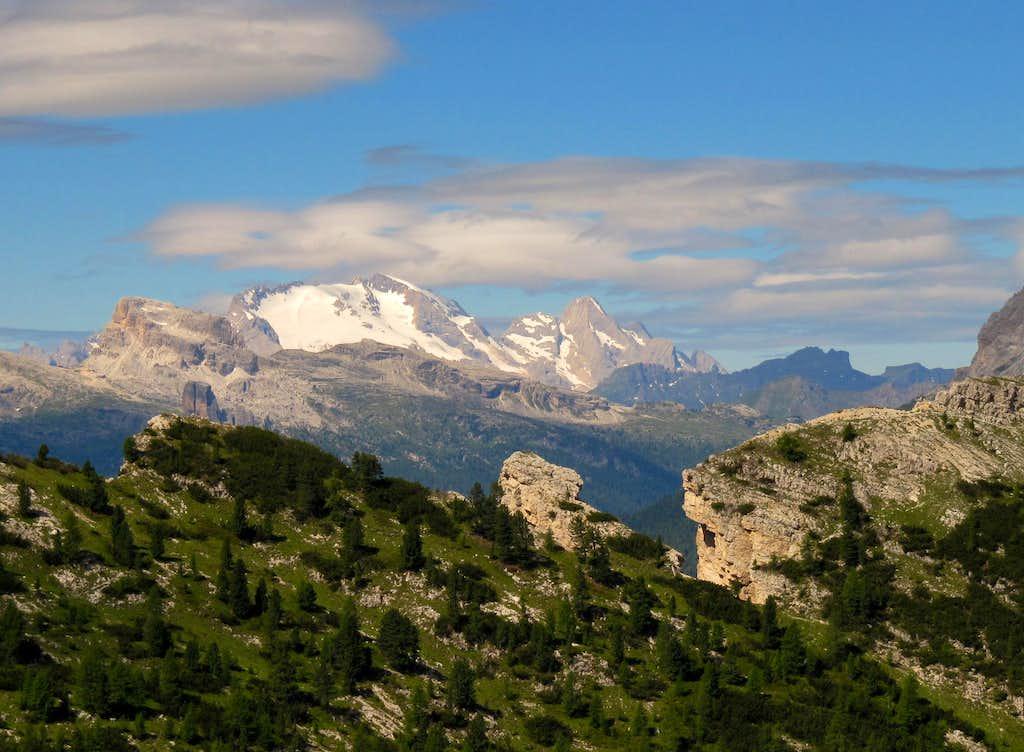 Marmolada Group (3345m)