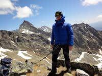 Zabia veza - High Tatras/summit