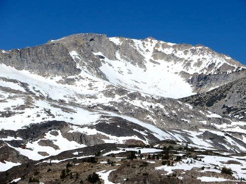 White Mountain from the Gardisky Lake Trail