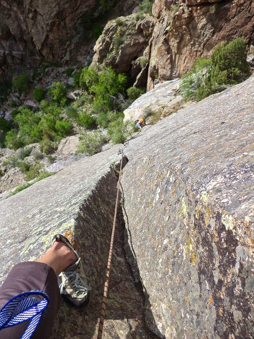 2nd pitch of The Dragon Tooth