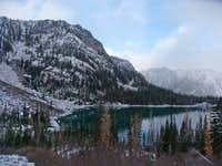 Southern Edge of Colchuck Lake