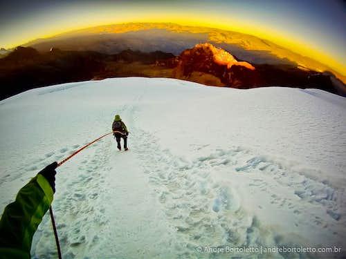 Vallunarajo Descent