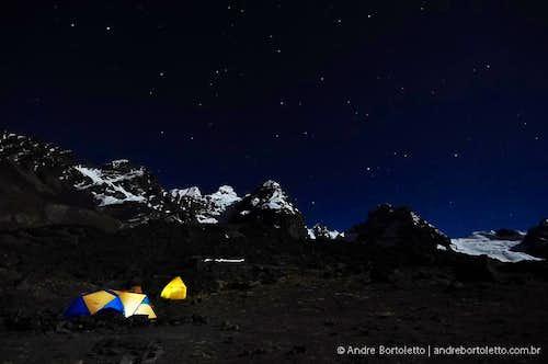 Condoriri Base Camp