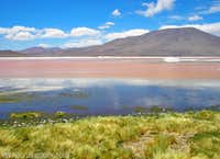 First time I saw Laguna Colorada