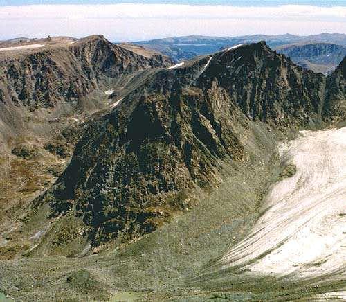 Mount Febbas and Sunbeam...