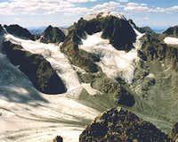 Sunbeam Peak is the only peak...