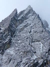 Dragontail\'s Towering North Face